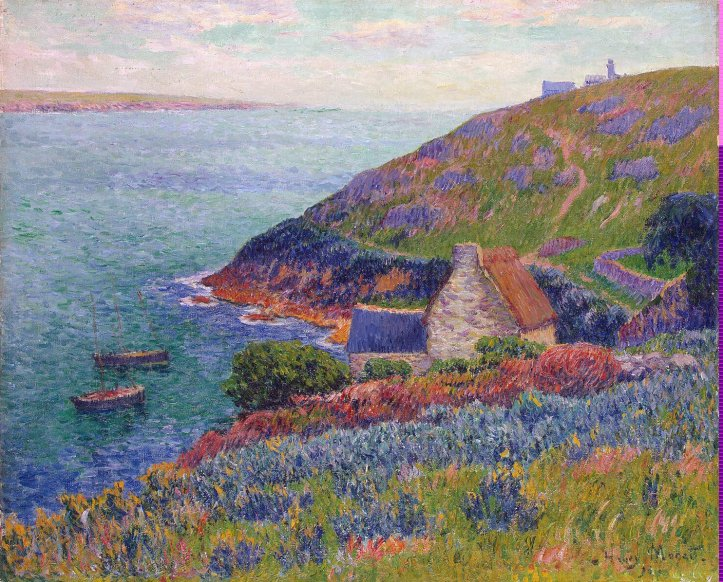 Port-manech-henry-moret